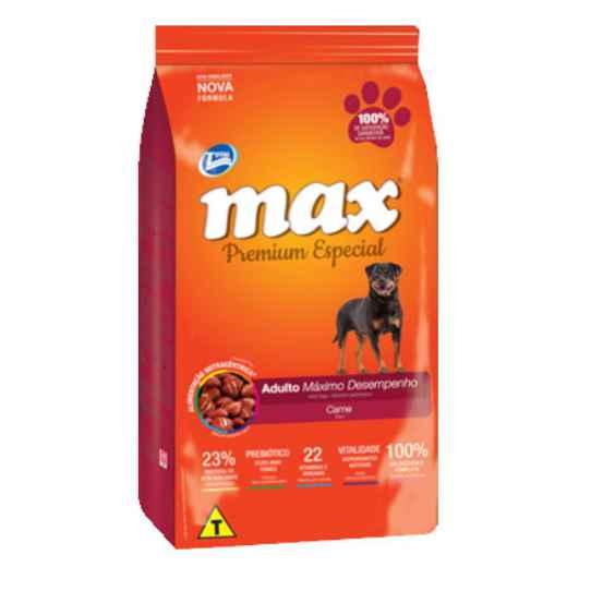 Τροφή Για Δραστήριους Σκύλους MAX PREMIUM