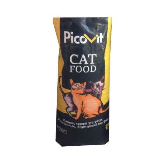 9b0e43628428 ΤΡΟΦΗ ΓΙΑ ΓΑΤΕΣ PICOVIT CAT FOOD 20ΚG